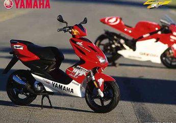 Geger Versi Baru Hadir, Yamaha Aerox Ternyata Ada Edisi Mesin 2-Tak, Penasaran? Yuk Intip