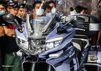 Akhirnya Motor Baru Saingan Honda Gold Wing Meluncur, Desain Elegan Speknya Bikin Ngiler