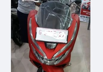 Bawa Pulang Honda PCX150! Abang Tukang Cireng Tabung Hasil Jualan, Gak Main-main Kebeli Motor Dibayar Kontan