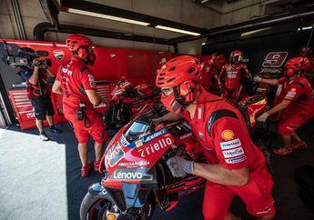 Gak Banyak Yang Tahu, Ternyata Pembalap MotoGP Punya Ruangan Kantor Juga, Nih Videonya