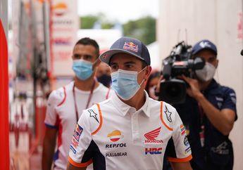Marc Marquez Terang-terangan Ungkap Kedatangannya ke Sirkuit MotoGP Barcelona Catalunya