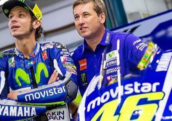 Sedih Banget, Setelah 20 Tahun Bersama, Valentino Rossi Harus Berpisah Dengan 2 Mekaniknya Tahun Depan