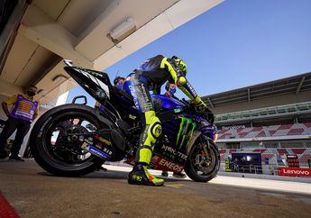 Valentino Rossi Ngaku Sudah Gak Sabar Mau Balapan di MotoGP Indonesia 2021