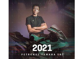 Valentino Rossi Resmi Gabung Petronas Yamaha SRT, Nih Daftar Sementara Pembalap MotoGP 2021