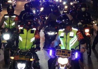 Masih Nekat Kumpul Malam Mingguan, Kapolres BarengDandim Keliling Naik Motor Gelar Operasi YustisiProtokol Kesehatan