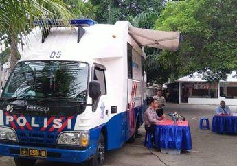 Jangan Bingung Bro, Ini Jadwal Layanan Mobil SIM Keliling Hari Selasa 20 oktober 2020 Wilayah Jakarta DanKota Lainnya