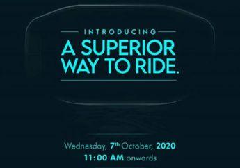 Wuih Suzuki Siap-siap Luncurkan Produk Baru 7 Oktober 2020, Motor Apa Lagi Nih?