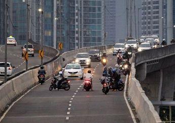 Street Manners: Masih Banyak Pemotor Nekat Terobos Jalan Layang Non Tol Casablanca, Pakar Keselamatan Angkat Bicara