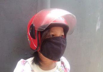 Bikers Jangan Asal Beli, Mulai Sekarang Masker yang Dijual Bebas Harus Ada Label SNI