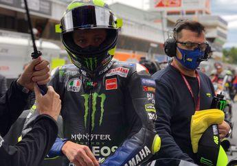 Terungkap, Ini Alasan Valentino Rossi Gak Finis di MotoGP Catalunya
