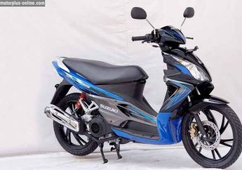 Dulu Matic Paling Canggih, Suzuki Skywave 125 Dijual Mulai Rp 3 Jutaan