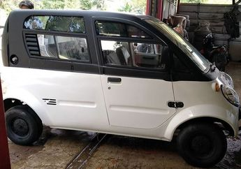 Dijual Setara Honda BeAT Baru, Mesin 400 cc Berteknologi Amerika dan Jepang Muat 4 Orang Irit Bensin, Cocok Nih Di Perkotaan