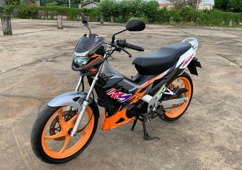 Harganya Meroket! Motor Ayam Jago 2-Tak Lawas Honda Ini Laku Terjual Rp 135 Juta, Apa yang Bikin Mahal?