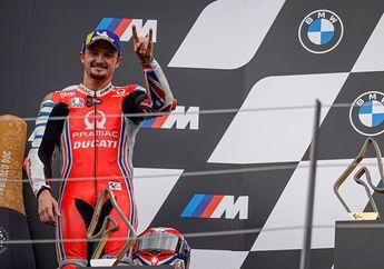 Pembalap Ini Paling Seneng Tahu Murid Valentino Rossi Jadi Pembalap Ducati Pabrikan di MotoGP 2021