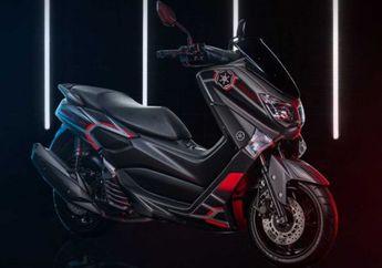 Meluncur Yamaha NMAX Baru Edisi Starwars 160 Cc, Berapa Sih Harganya?