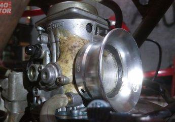 Wuih, Ini Komponen Yang Sempat Jadi Tren di Motor Yamaha Mio Khusus Buat Balap Liar
