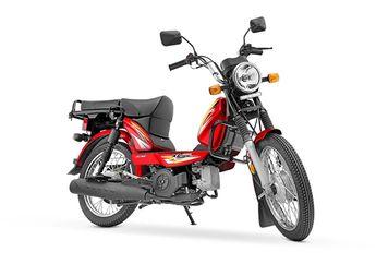 Ngebet Punya Honda CT125 Tapi Duit Pas-pasan? Bisa Nih TVS XL100 Jadi Alternatif, Harga Cuma Rp 8 Jutaan