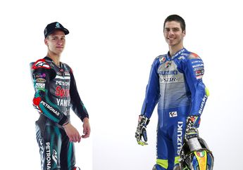 Kandidat Kuat Juara Dunia MotoGP 2020, Ternyata Fabio Quartararo dan Joan Mir Punya 4 Kesamaan