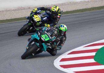 Miris, Murid Valentino Rossi Lagi-lagi Enggak Kebagian Motor Spek Pabrikan Yamaha Tahun Depan