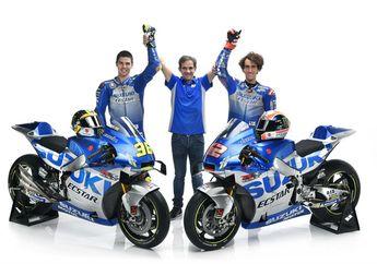 Mantul, 2 Pembalapnya Berebut Gelar Juara Dunia MotoGP 2020, Bos Suzuki Kasih Wejangan