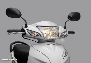 Honda Revo Menolak Punah Dapat Pilihan Warna Baru, Harganya Cuma Rp 11 Jutaan
