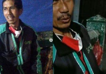Sedih Liatnya, Bapak Tua Driver Ojol Langsung Tertunduk Lesu, Honda BeAT Raib Ditinggal Sholat Magrib Berjamaah