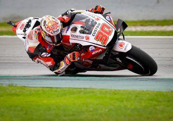 Hasil Warm Up MotoGP Teruel 2020, Takaaki Nakagami Tercepat, Alex Marquez Posisi Ketiga