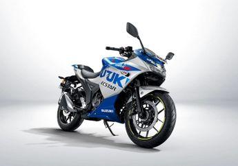 Dibalut Livery MotoGP Akhirnya Motor Sport Suzuki 250 Terbaru Meluncur, Harganya Cuma Rp 35 Jutaan