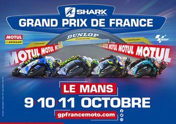 Link Live Streaming MotoGP Prancis 2020, Catat Nih Jadwal Race Maju Lebih Awal