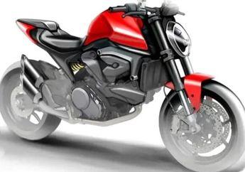 Wih Diam-diam Ducati Bakal Rilis Tiga Motor Baru, Simak Nih Bocorannya