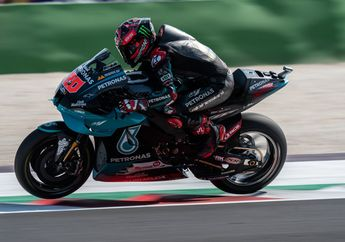 Ngeri, Punya Modal 4 Ini, Fabio Quartararo Bisa Juara MotoGP Prancis 2020