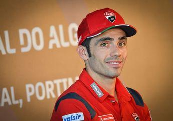 Test Rider MIchele Pirro Sebut Honda Contek Konsep Motor MotoGP Ducati