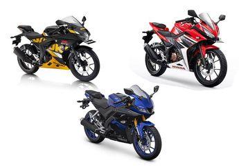 Mulai Rp 30 Jutaan, Update Harga Motor Sport 150CC November 2020 Mana Nih yang Termurah?