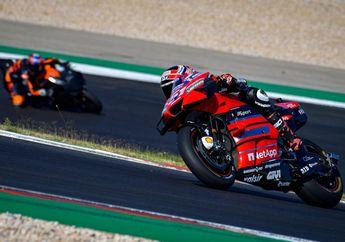 Hasil Tes MotoGP Portimao Hari Kedua, Ducati Tercepat, Jorge Lorenzo Posisi Segini
