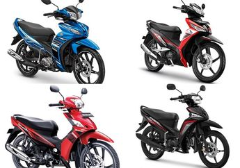 Murah Meriah Harga Motor Baru Tipe Bebek Oktober 2020, Ada yang Banderolnya Gak Tembus Rp 10 Juta!