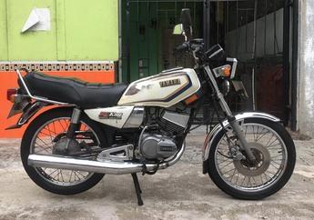 Jok Yamaha RX-King Jadul Dijual Lebih Mahal dari Honda BeAT Baru!  Tembus Belasan Juta Nih