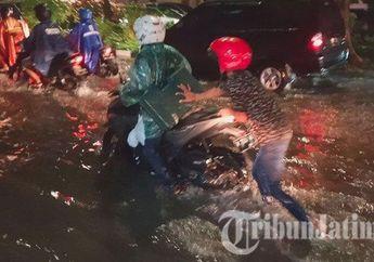 Bikers Catat! Peringatan Dini BMKG Senin 12 Oktober 2020 Cuaca Ekstrem di Beberapa Wilayah, Waspada Banjir!