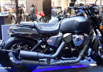 Wih Motor Baru Saingan Harley-Davidson, Tampilan Macho Banget Harganya Cuma Segini