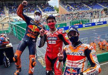 Sukses Bikin Sejarah Buat Ducati di MotoGP Prancis 2020, Danilo Petrucci Malah Bilang Begini