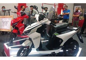 Asyik! Dealer Motor Listrik Gesits Ada di Bandung, Catat Lokasinya Bro