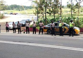 Bikers Subang Waspada, Polres Subang Gencar Awasi Peserta Sunmori yang Kebut-kebutan