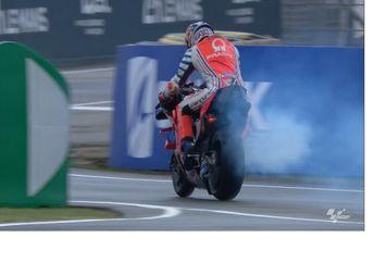 Buka-bukaan, Jack Miller Ungkap Kenapa Motornya Jebol di MotoGP Prancis 2020