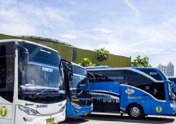 Bikers Simak Nih, Terapkan PSBB Transisi Bus Damri Tujuan Bandara Soekarno-Hatta Sudah Normal Lagi