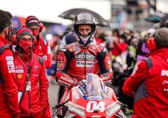 Sisa 5 Ronde MotoGP 2020, Andrea Dovizioso Masih Pede Jadi Juara Dunia