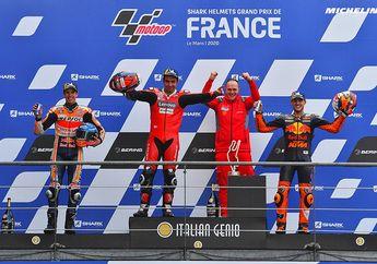 Bro Udah Pada Tahu Belum, Gasak Pole Position Ternyata Gak Jaminan Juara di MotoGP 2020, Nih Buktinya