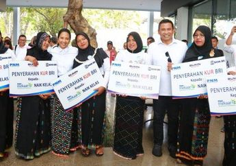 Pinjaman Bunga 0% alias Bebas Bunga dari Bank BRI Syarat Mudah untuk Usaha, Karyawan PHK dan Ibu Rumah Tangga Silakan Ajukan