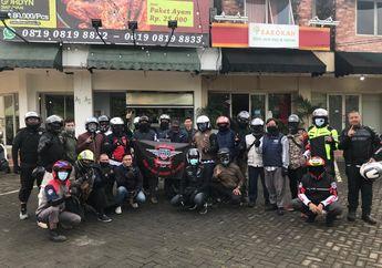 Mantap, Komunitas Motor Muslim Bikers Indonesia Chapter Tangerang (MBICT) Kembali Adakan Kajian Alam