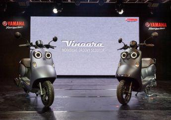 Desain Lucu, Motor Matic Terbaru Yamaha Vinoora Resmi Diluncurkan, Fitur Lengkap Harganya Bikin Melongo