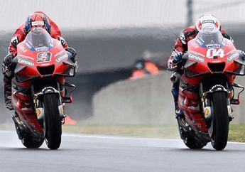 Tampil Impresif di MotoGP Prancis, Andrea Dovizioso dan Danilo Petrucci Siap Gaspol di MotoGP Aragon