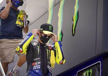 Enggak Nyangka, Ternyata Valentino Rossi Terinfeksi Virus Covid-19 Gara-gara Melakukan Hal Ini